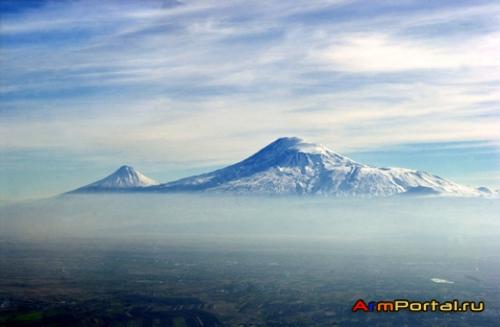 Святая гора Арарат.